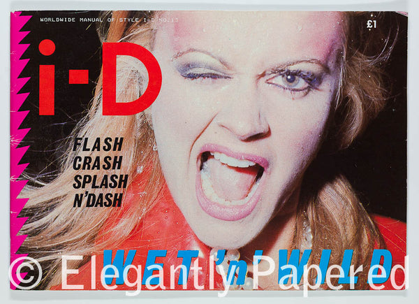 ID Magazine Early Issue. No 13.