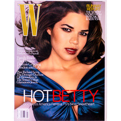 Hot Betty America Ferrera Ugly Betty W Magazine May 2007
