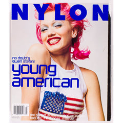 GWEN STEFANI Bon Jovi MOS DEF NYLON magazine June/July 2000