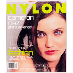 CAMERON DIAZ Oasis THE CURE NYLON magazine March 2000