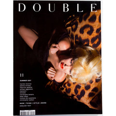 Jeanne Moreau William Eggleston DOUBLE Magazine ISSUE 11 SUMMER 2007