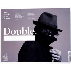 Pete Doherty Hedi Slimane DOUBLE Magazine ISSUE 15 Summer 2008