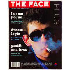 Shane MacGowan JG Ballard Robert Townsend The Face April 1988