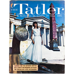 Greek Roman cover Tatler Magazine 17th May 1961