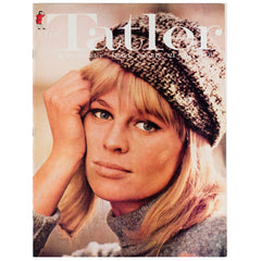 Julie Christie 1960's The Tatler Magazine