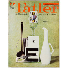 Italian Design The Tatler 22nd February 1961