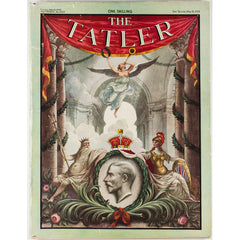The Kings Jubilee The Tatler 8th May 1935