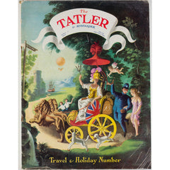 Travel and Holiday Number The Tatler Magazine 7th April 1954