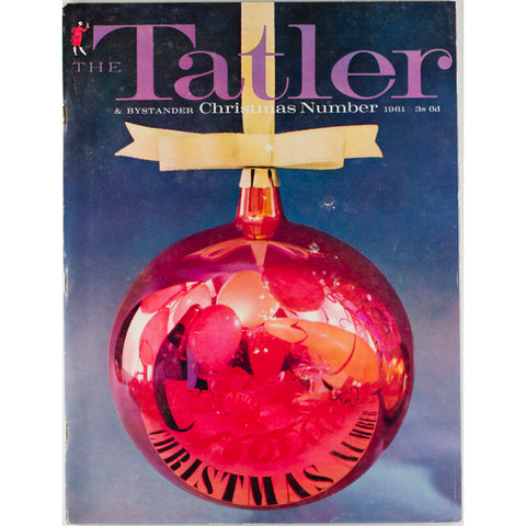 Christmas Bauble The Tatler December 1961