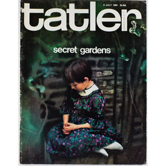 Secret Gardens The Tatler 8th July 1964