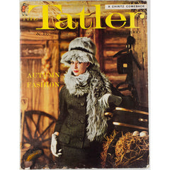 A Chintz Comeback The Tatler magazine 21st September 1960