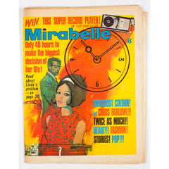 Chris Farlowe Mirabelle classic 1960's UK teen magazine 1966