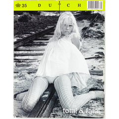 Dutch magazine No 35 2001 Corinne Day Bettina Rhiems Thomas Schenk Diane Pernet