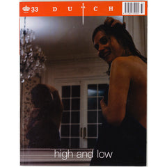 Dutch Magazine Number 33 2001  Kate Moss Corinne Day Blackpool