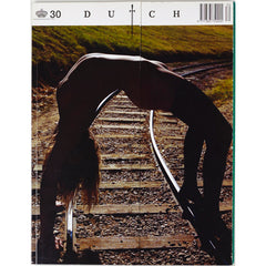 Dutch Magazine No 30 2000 Bridget Riley Alexei Hay Justin Parson