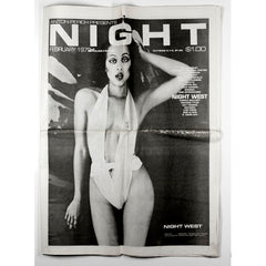 Antonio Lopez Deborah Turbeville interview NIGHT Magazine 1979