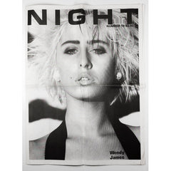 Wendy James Margiela Andy Warhol NIGHT Magazine No 19 1990