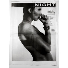 Rachel Williams Nan Goldin Udo Kier NIGHT Magazine No 33 1997