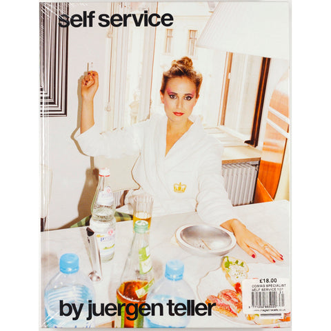 Self Service magazine No 31 2009 Juergen Teller Issue Marc Jacobs SEALED