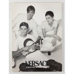 Bruce Weber STELLA TENNANT Joe McKenna GIANNI VERSACE Lookbook 1996