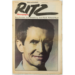 YSL HOMME Anthony Perkins Succchi Lee Strasberg Ritz Magazine No 32 1979