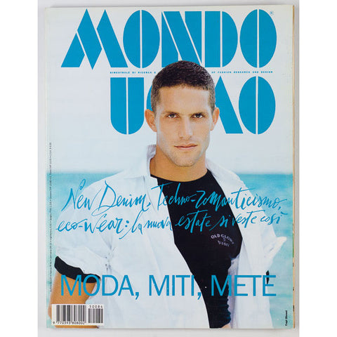 MONDO UOMO 84 Italian Mens fashion magazine