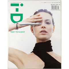 Shalom Harlow The Forward Issue I-D Magazine October 1998