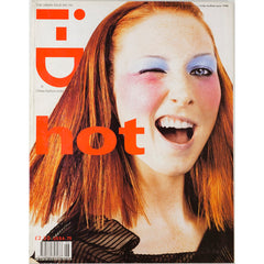 Maggie Rizer Cover Craig McDean The Urban Issue I-D Magazine 1998