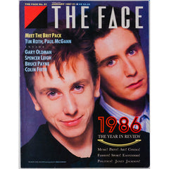Tim Roth Paul McGann Colin Firth Gary Oldman The Face January 1987
