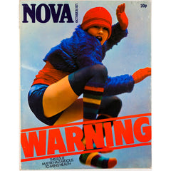 Nova Magazine October 1971 WARNING Seventies fashion