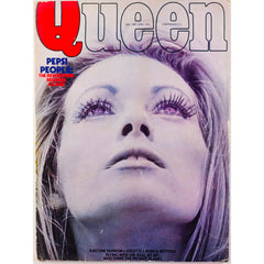 Queen magazine Late April 1970 Sam Hoskins Ian Ogilvy Marc Leonard John Glashan