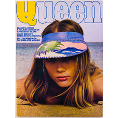 Queen magazine from Early May 1970 Sally Beauman Jimmy Breslin