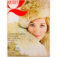 Queen Magazine 6th November 1962 Cecil Beaton Laurence Harvey Norman Parkinson