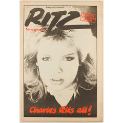 Kim Wilde Joan Collins Fiorucci Lartigue RITZ Magazine No 55 1981