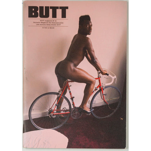 BUTT Magazine Late Autumn / Early Winter 2007