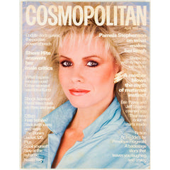 Cosmopolitan UK April 1982 Pamela Stephenson