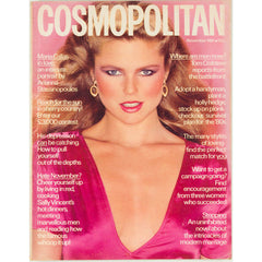 Christie Brinkley Maria Callas Cosmopolitan Magazine November 1980