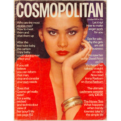 Anna Raeburn on Anna Raeburn  Cosmopolitan Magazine October 1978
