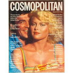 Jilly Cooper Edna O'Brien Cosmopolitan Magazine March 1976