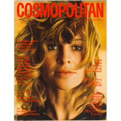 Julie Christie Cosmopolitan Magazine November 1973
