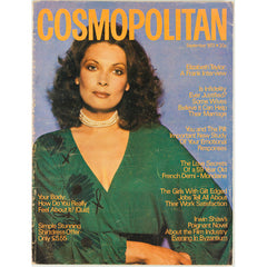 Elizabeth Taylor: A frank interview Cosmopolitan Magazine September 1973
