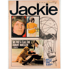 Jackie UK 18th June 1966
