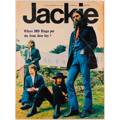 The Beatles Jackie UK 21st February 1970