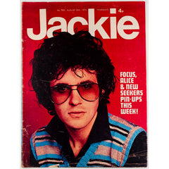Jackie Magazine 25th August 1973