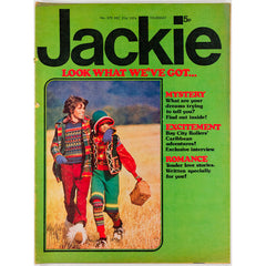 Bay City Rollers Exclusive Interview Jackie Magazine 21st December 1974