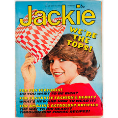 Fun Features! Do you want to be rich? Jackie Magazine 6th September 1975