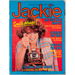 Roger Taylor Queen Series Jackie Magazine 28th August 1976
