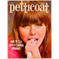 Broken Romance Petticoat Magazine 4th February 1967