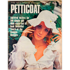 Frilly Hat Petticoat Magazine 8th June 1968