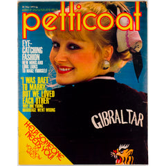 Americana Gibaltar Jacket Petticoat Magazine 26th May 1973